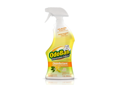 OdoBan® RTU (Citrus Scent) – 10601