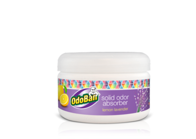 OdoBan® Solid Odor Absorber (Lemon Lavender Scent) – 735J22
