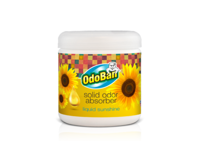 OdoBan® Solid Odor Absorber (Liquid Sunshine Scent) – 735K01