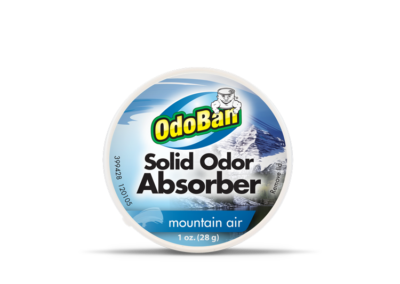OdoBan® Solid Odor Absorber (Mountain Air Scent) – 735N01