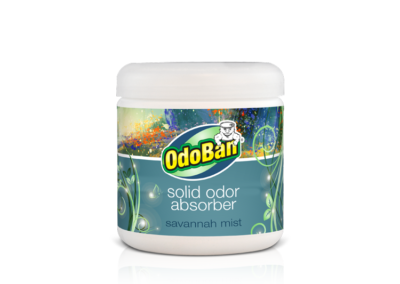 OdoBan® Solid Odor Absorber (Savannah Mist Scent) – 735W01