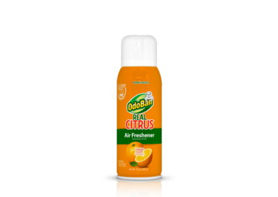 OdoBan® REAL CITRUS Air Freshener (Orange Scent) – 793D70