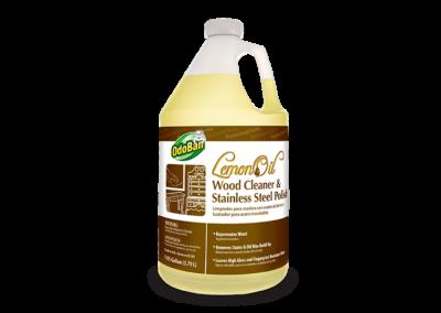 OdoBan® Professional – Lemon Oil Wood Cleaner & Stainless Steel Polish – 36462