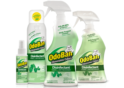 OdoBan® Ready-to-Use (Eucalyptus Scent) – 10001/10061