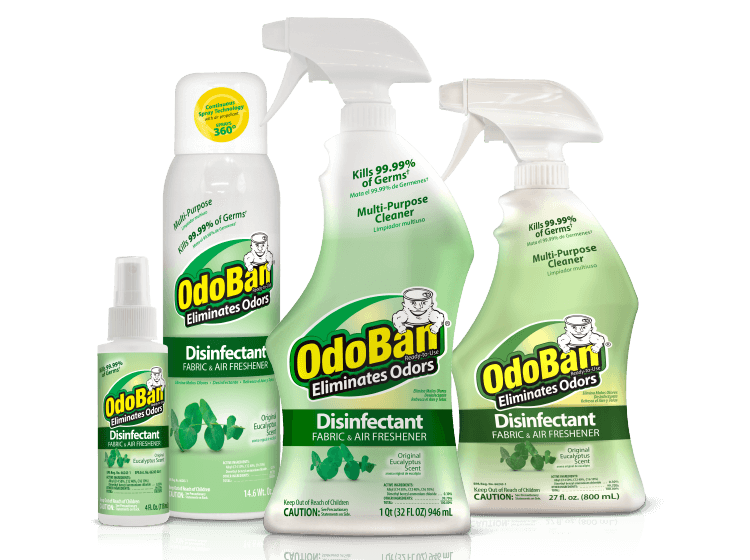 OdoBan® Ready-to-Use
