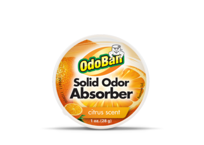 OdoBan® Solid Odor Absorber (Citrus Scent) – 735B01