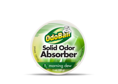 OdoBan® Solid Odor Absorber (Morning Dew Scent) – 735H01