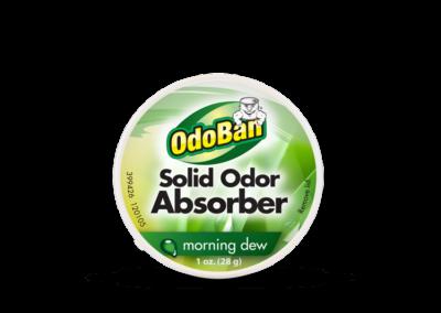 OdoBan® Solid Odor Absorber (Morning Dew Scent) – 735H01