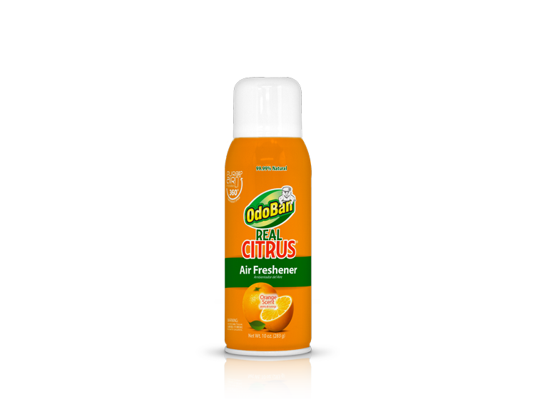 OdoBan® REAL CITRUS®