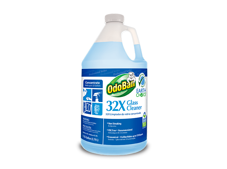 OdoBan® Professional – Earth Choice® 32X Glass Cleaner – 361D62