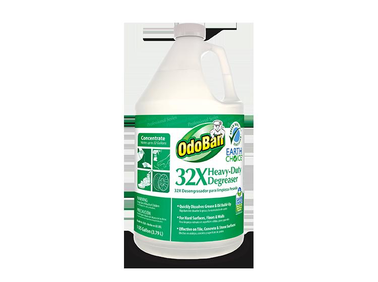 OdoBan® Professional - Earth Choice® 32X Heavy-Duty Degreaser