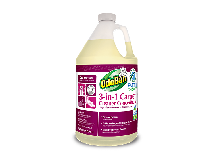 OdoBan® Professional - Eath Choice - 3-in-1 Carpet Cleaner