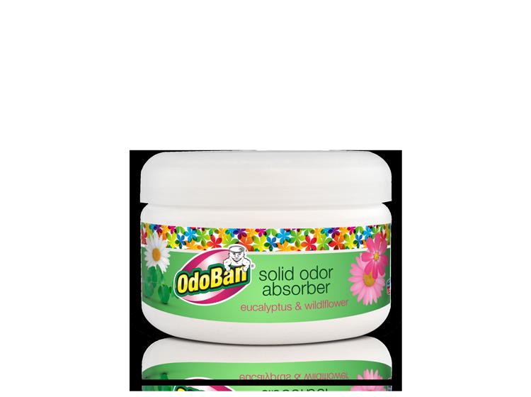 OdoBan® Pet Solid Odor Absorber & Air Freshener
