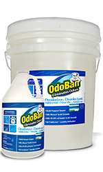 OdoBan Professional Odor Eliminator and Disinfectant Fresh Linen