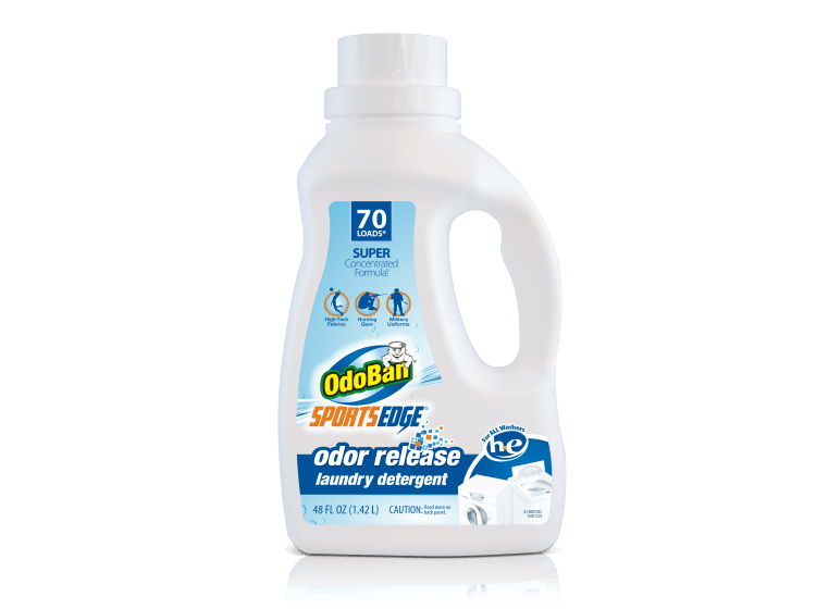 OdoBan® Sports Edge® – Odor Release Laundry Detergent – 686E73